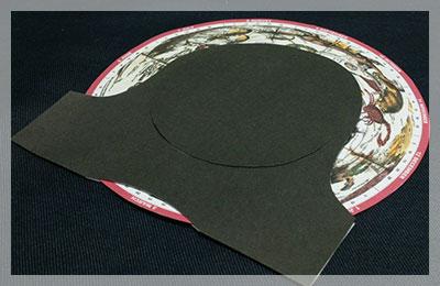 星座早見盤の作り方 | 古星図の星座早見盤 | 星降る